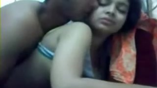 cute Pakistani girl fucked by her boyfriend in doggy style