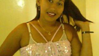 juicy Indian girl naked in bedroom