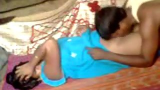 Young couple from bihar fucking on a floor
