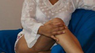 Rupali enjoying with big pink dildo
