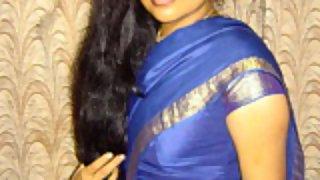 Neha nair sati savitri housewife showing her big boobs