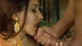 Indian wife getting fuck from arab guy